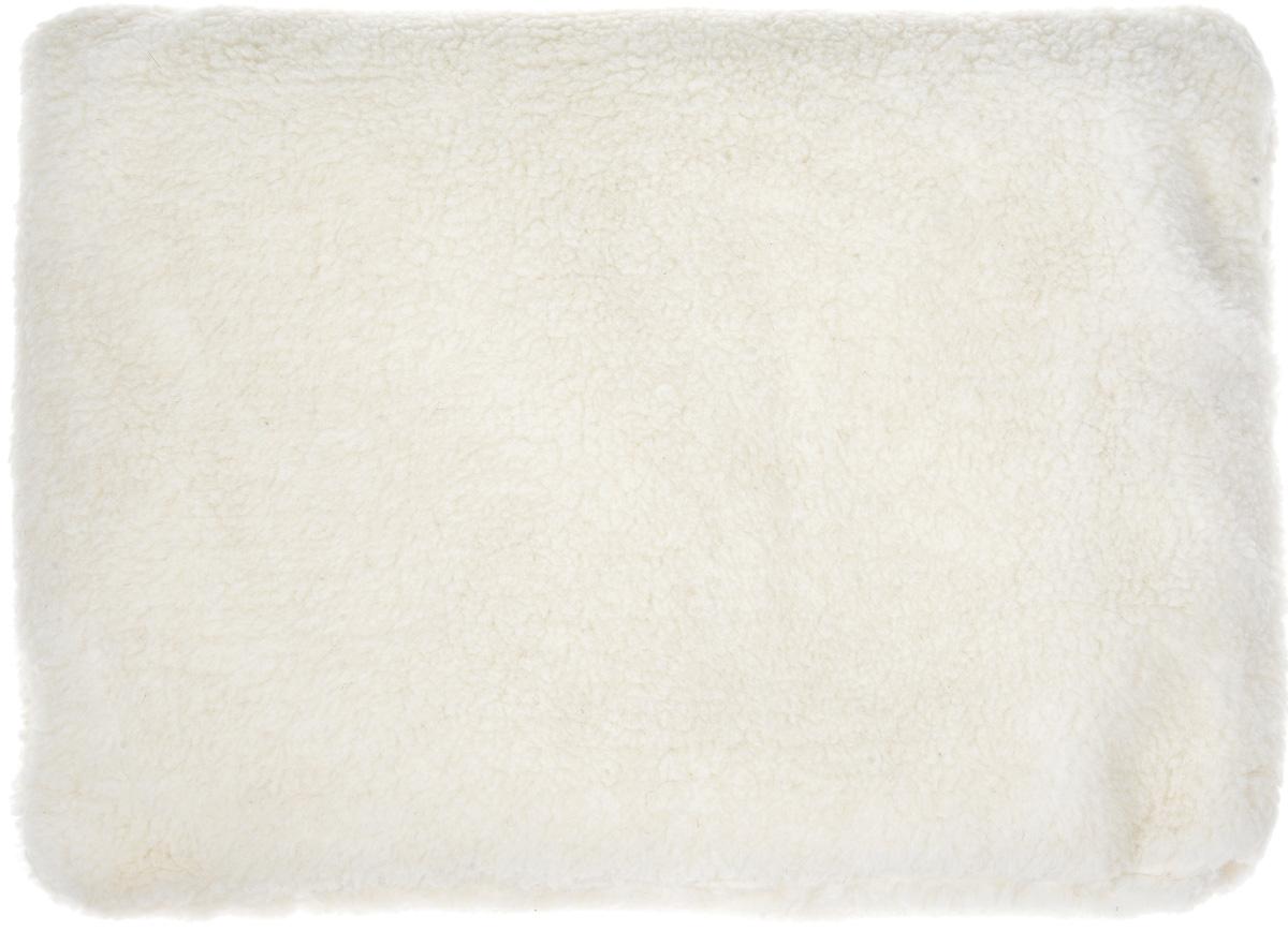 """Подушка Bio-Textiles """"Здоровый сон"""", наполнитель: лузга гречихи, цвет: слоновая кость, 50 х 70 см. ZS912"""