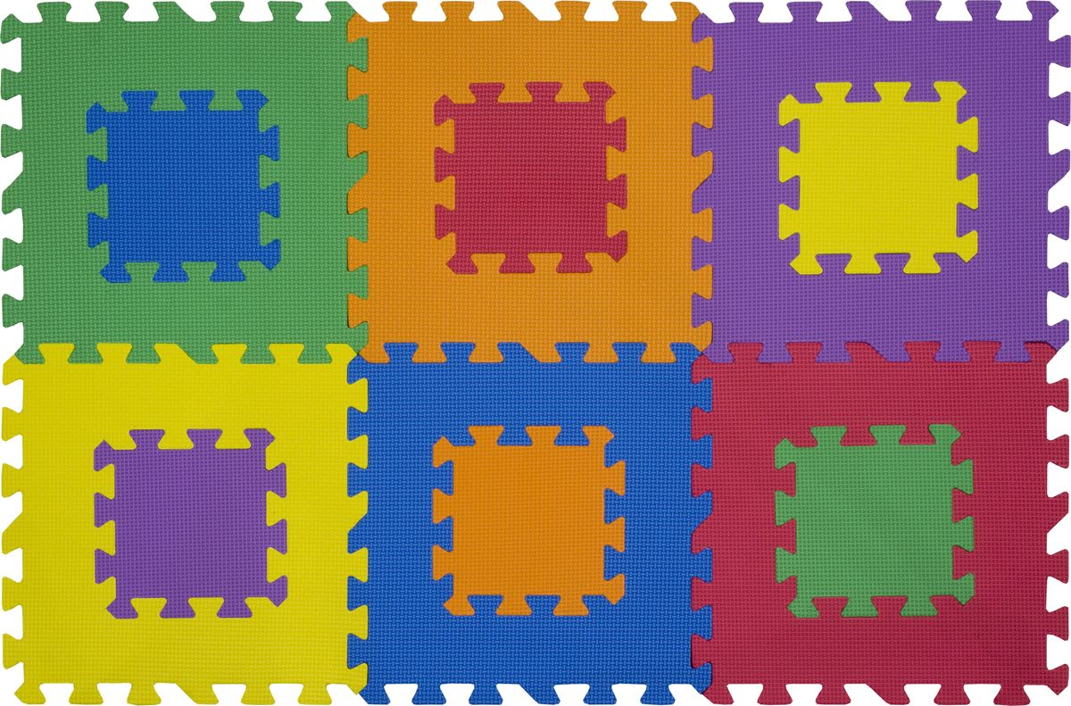 Funkids NT10 Коврик-пазл Мозаика-12-10