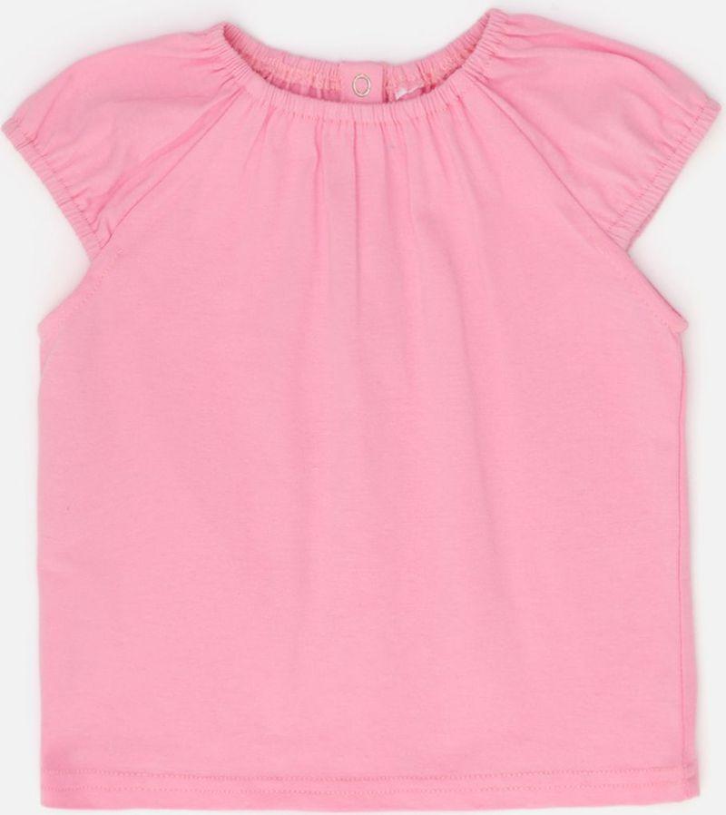 Блузка для девочки Maloo by Acoola Bronx, цвет: коралловый. 22250110014_2900. Размер 92 лонгслив overmoon by acoola overmoon by acoola ov003egsjs36