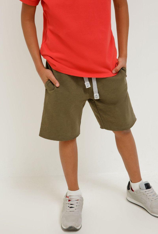 Шорты для мальчика Acoola Swift, цвет: темно-зеленый. 20120420031_2100. Размер 128 футболка для мальчика acoola carroll цвет зеленый 20120110113 2300 размер 122