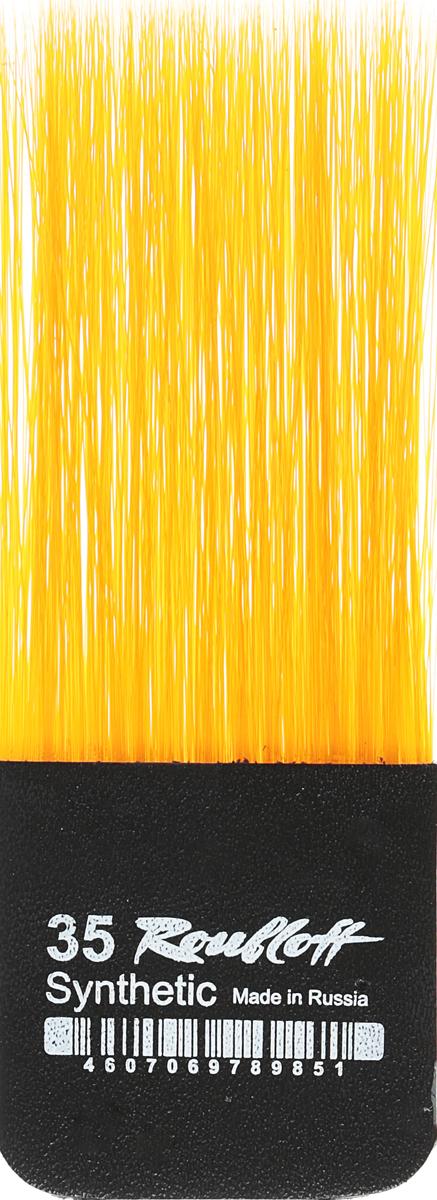 Roubloff Кисть для работы с золотом синтетика № 35 roubloff кисть стилус для ipad