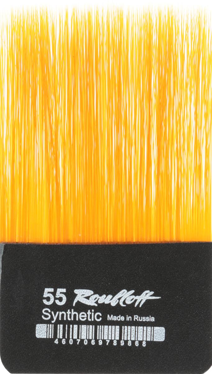 Roubloff Кисть для работы с золотом синтетика № 55 roubloff кисть стилус для ipad