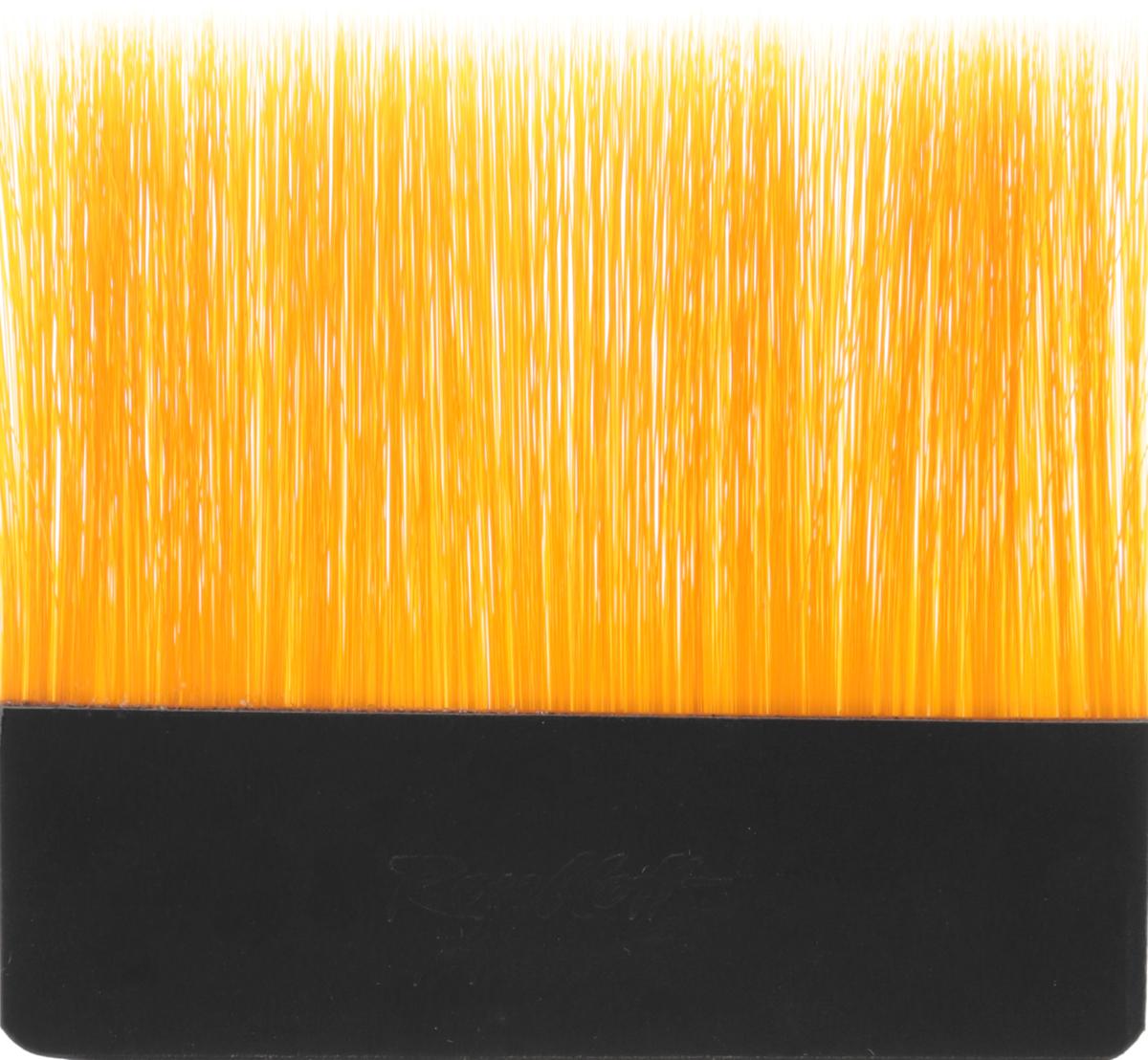 Roubloff Кисть для работы с золотом синтетика № 100ЖСЛ-100ШЛампезель - плоская кисть без ручки для работы с сусальным золотом и/или поталью.
