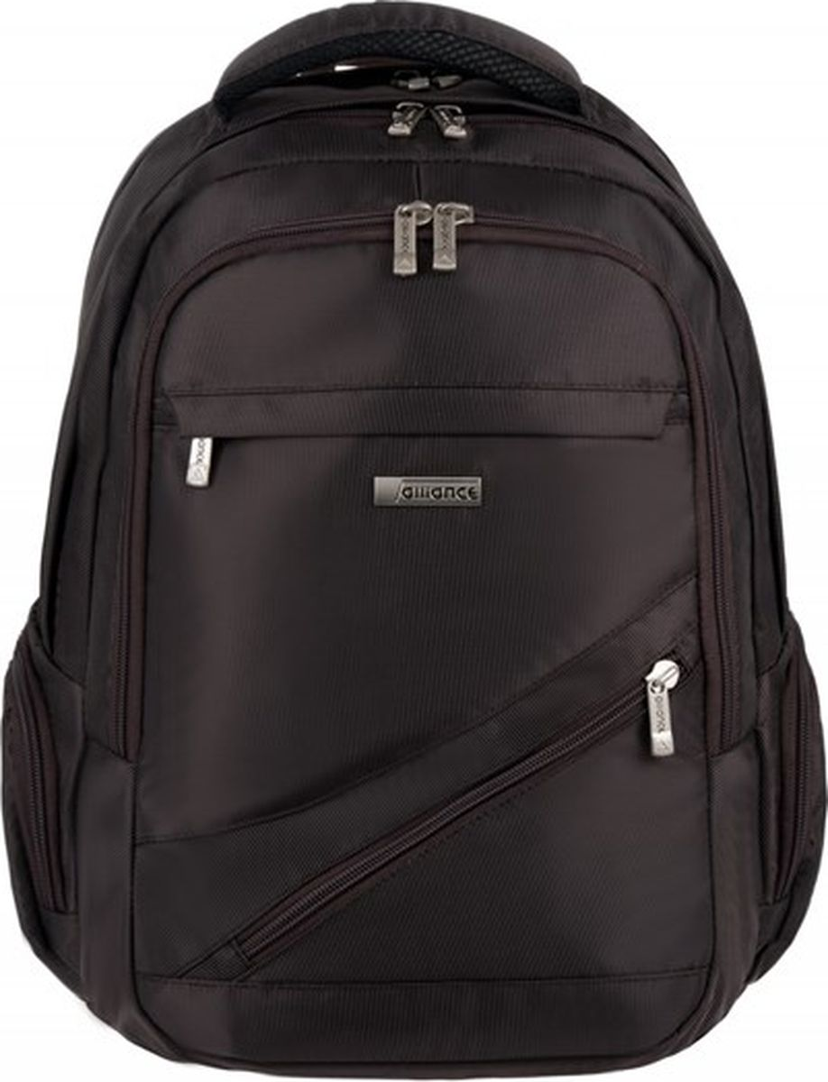 Рюкзак мужской Alliance, цвет: коричневый. 5-1128 рюкзак tyr alliance 45l backpack цвет розовый черный latbp45