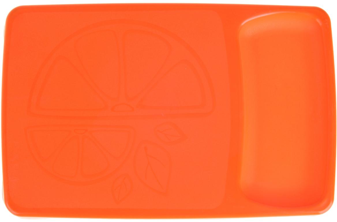 Доска разделочная Berossi Kleo, с лотком, цвет: оранжевый, 37 х 24 х 3,5 см1230756От качества посуды зависит не только вкус еды, но и здоровье человека. Доска— товар, соответствующий российским стандартам качества. Любой хозяйке будет приятно держать его в руках. С такой посудой и кухонной утварью приготовление еды и сервировка стола превратятся в настоящий праздник.