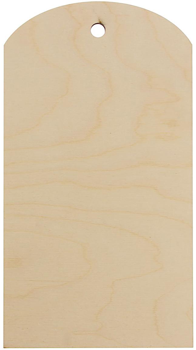 Доска разделочная ТД ДМ, цвет: бежевый, 0,8 х 20 х 36,5 см кашпо тд дм ящик любовь флористическое 20 х 16 х 9 5 см