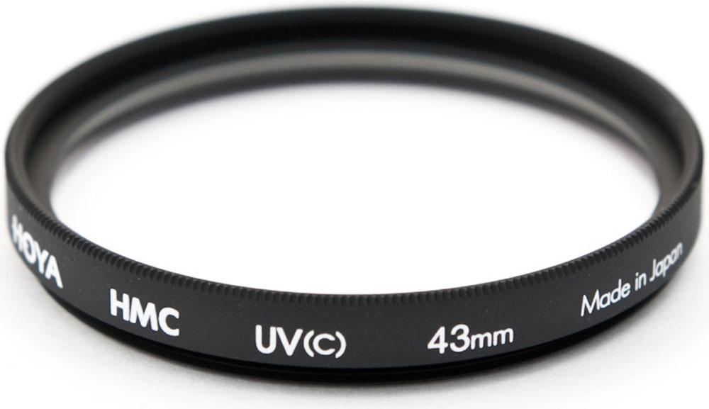 Hoya UV(C) HMC Multi светофильтр ультрафиолетовый (43 мм) светофильтр hoya uv c hmc multi 72 mm ультрафиолетовый