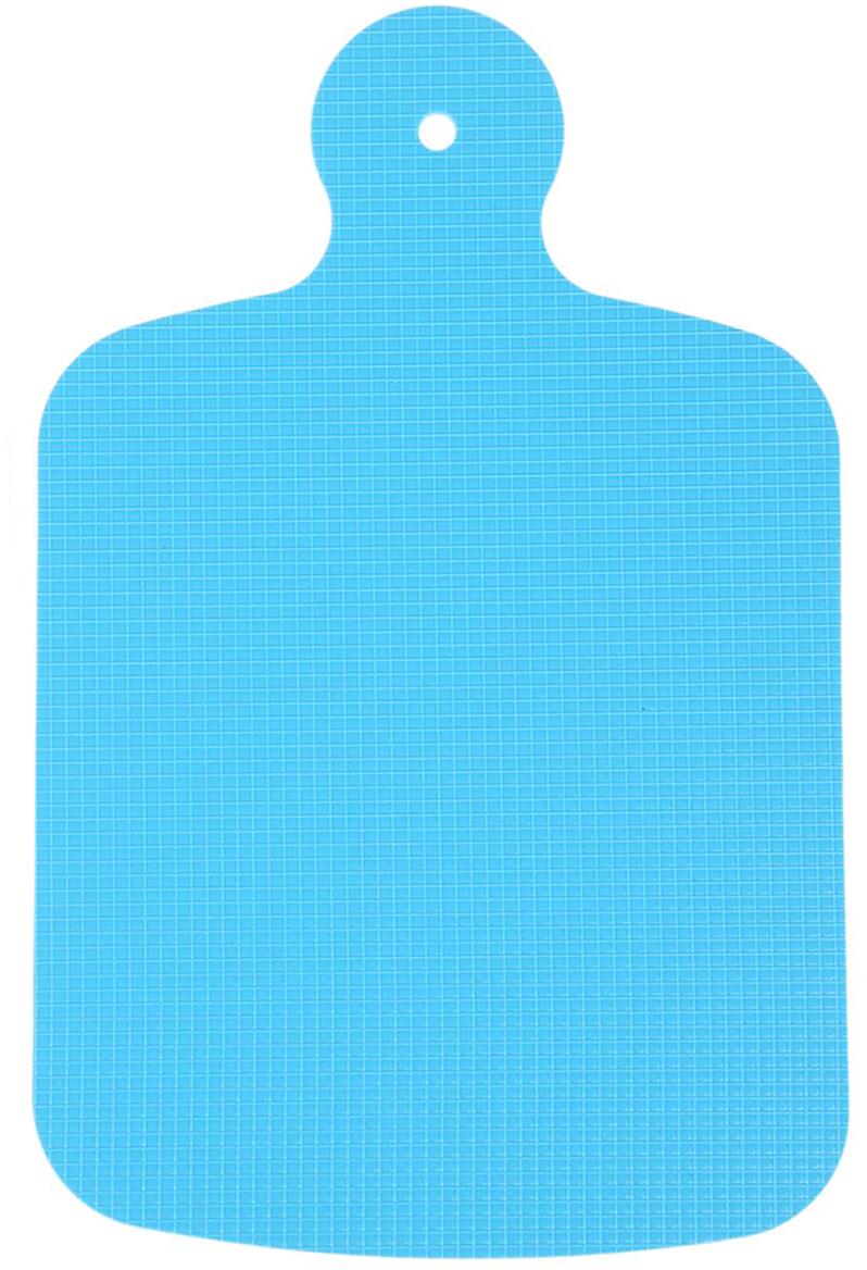 Доска разделочная Доляна, гибкая, противоскользящая, с ручкой, цвет: голубой, 33 х 21 х 0,2 см769852От качества посуды зависит не только вкус еды, но и здоровье человека. Доска—товар, соответствующий российским стандартам качества. Любой хозяйке будетприятно держать его в руках. С такой посудой и кухонной утварью приготовлениееды и сервировка стола превратятся в настоящий праздник.