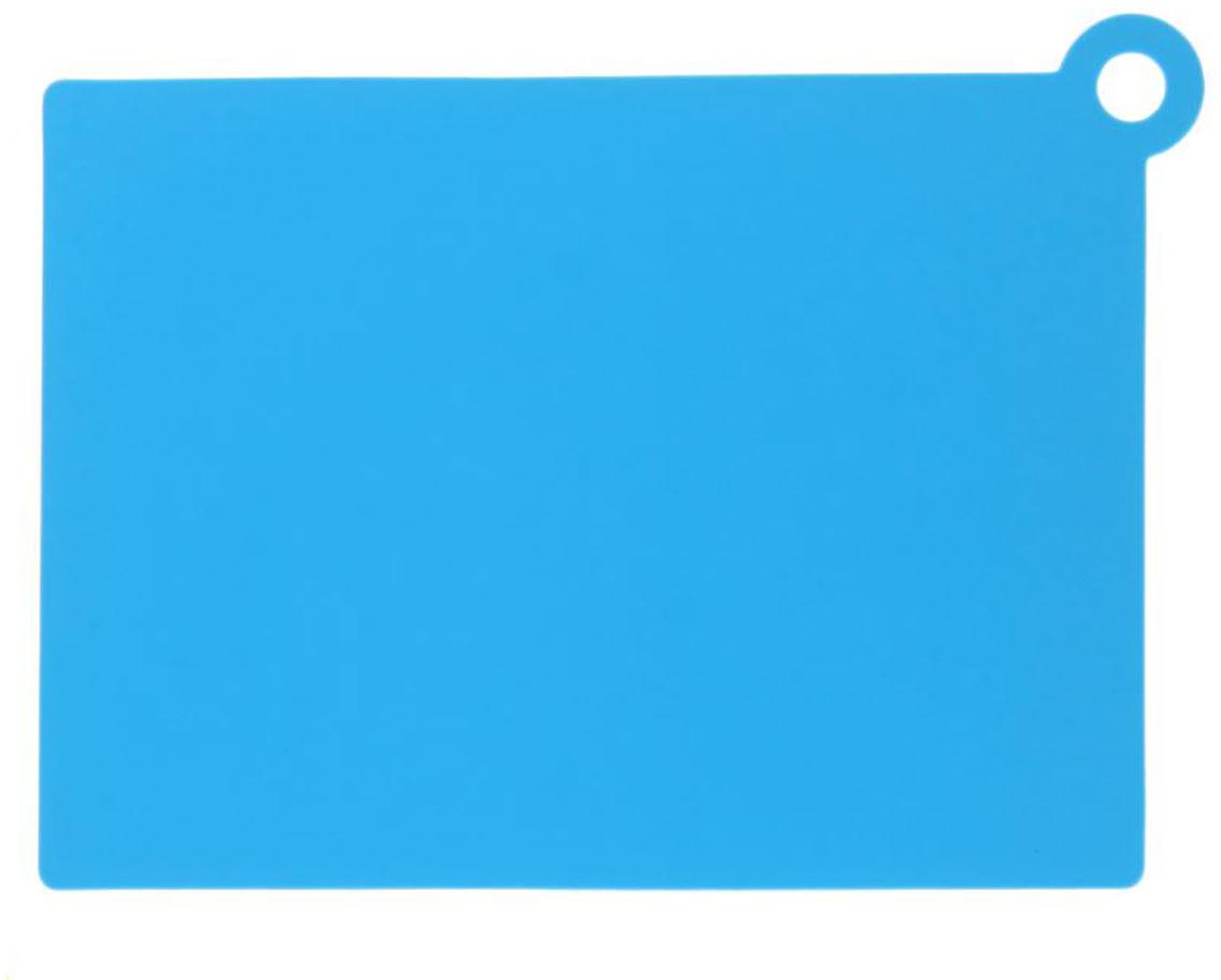 Доска разделочная Доляна, противоскользящая, гибкая, цвет: голубой, 26 х 19 х 0,2 см1001857От качества посуды зависит не только вкус еды, но и здоровье человека. Доска— товар, соответствующий российским стандартам качества. Любой хозяйке будет приятно держать его в руках. С такой посудой и кухонной утварью приготовление еды и сервировка стола превратятся в настоящий праздник.