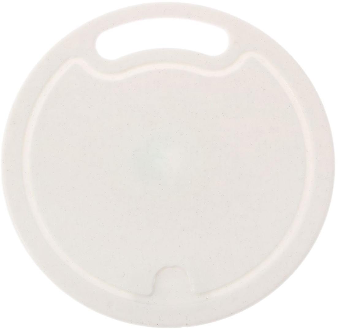Доска разделочная ИскраПласт, цвет: белый, 25 х 25 х 0,6 см2331825От качества посуды зависит не только вкус еды, но и здоровье человека. Доска— товар, соответствующий российским стандартам качества. Любой хозяйке будет приятно держать его в руках. С такой посудой и кухонной утварью приготовление еды и сервировка стола превратятся в настоящий праздник.