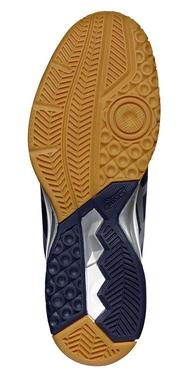 Кроссовки мужские Asics Gel-Rocket 8, цвет:  темно-синий.  B706Y-4993.  Размер 9H (42) Asics