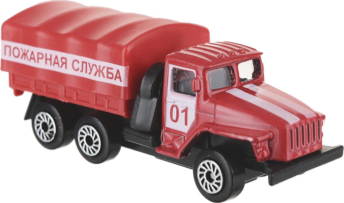 ТехноПарк Автомобиль Урал Пожарная служба