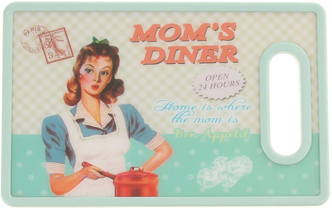 Доска разделочная Доляна Приятного аппетита, цвет: голубой, 15 х 24 см160552От качества посуды зависит не только вкус еды, но и здоровье человека. Доска— товар, соответствующий российским стандартам качества. Любой хозяйке будет приятно держать его в руках. С такой посудой и кухонной утварью приготовление еды и сервировка стола превратятся в настоящий праздник.