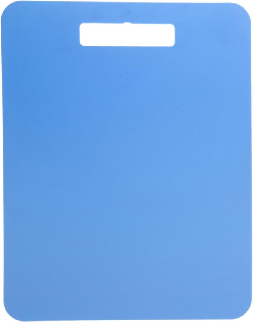 Доска разделочная Полимербыт Комфорт, цвет: голубой, 37 х 29 х 0,1 см1202117От качества посуды зависит не только вкус еды, но и здоровье человека. Доска— товар, соответствующий российским стандартам качества. Любой хозяйке будет приятно держать его в руках. С такой посудой и кухонной утварью приготовление еды и сервировка стола превратятся в настоящий праздник.