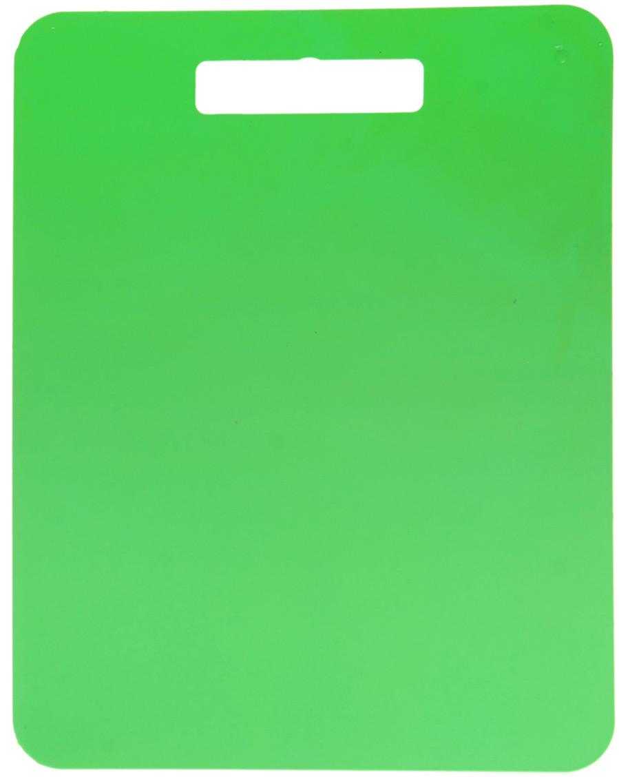 Доска разделочная Полимербыт Комфорт, цвет: зеленый, 37 х 29 х 0,1 см1202117От качества посуды зависит не только вкус еды, но и здоровье человека. Доска— товар, соответствующий российским стандартам качества. Любой хозяйке будет приятно держать его в руках. С такой посудой и кухонной утварью приготовление еды и сервировка стола превратятся в настоящий праздник.