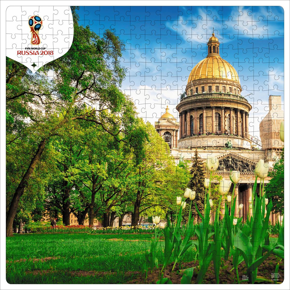 FIFA World Cup Russia 2018 Пазл Города Санкт-Петербург 03848