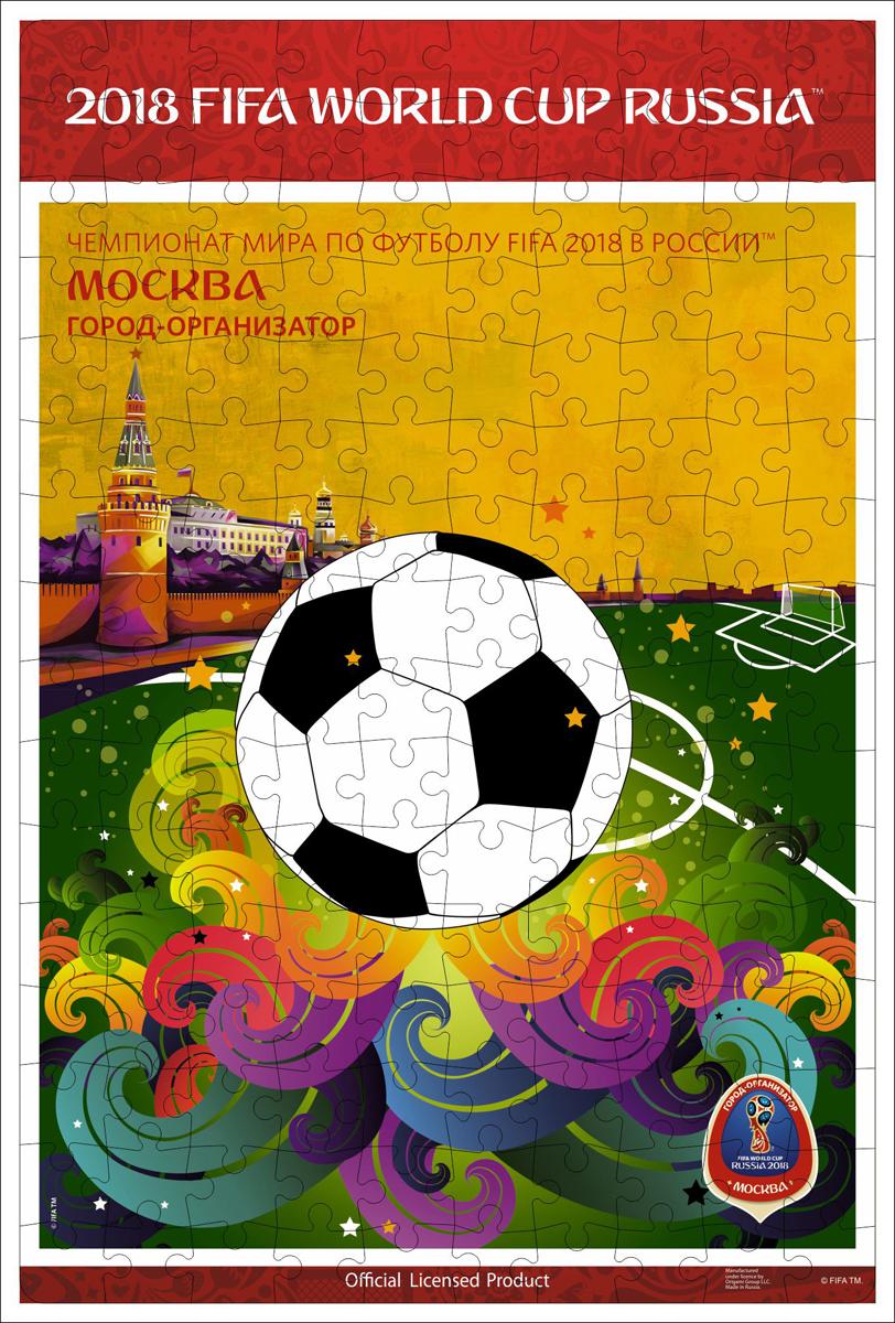 FIFA World Cup Russia 2018 Пазл Постеры Москва 03832