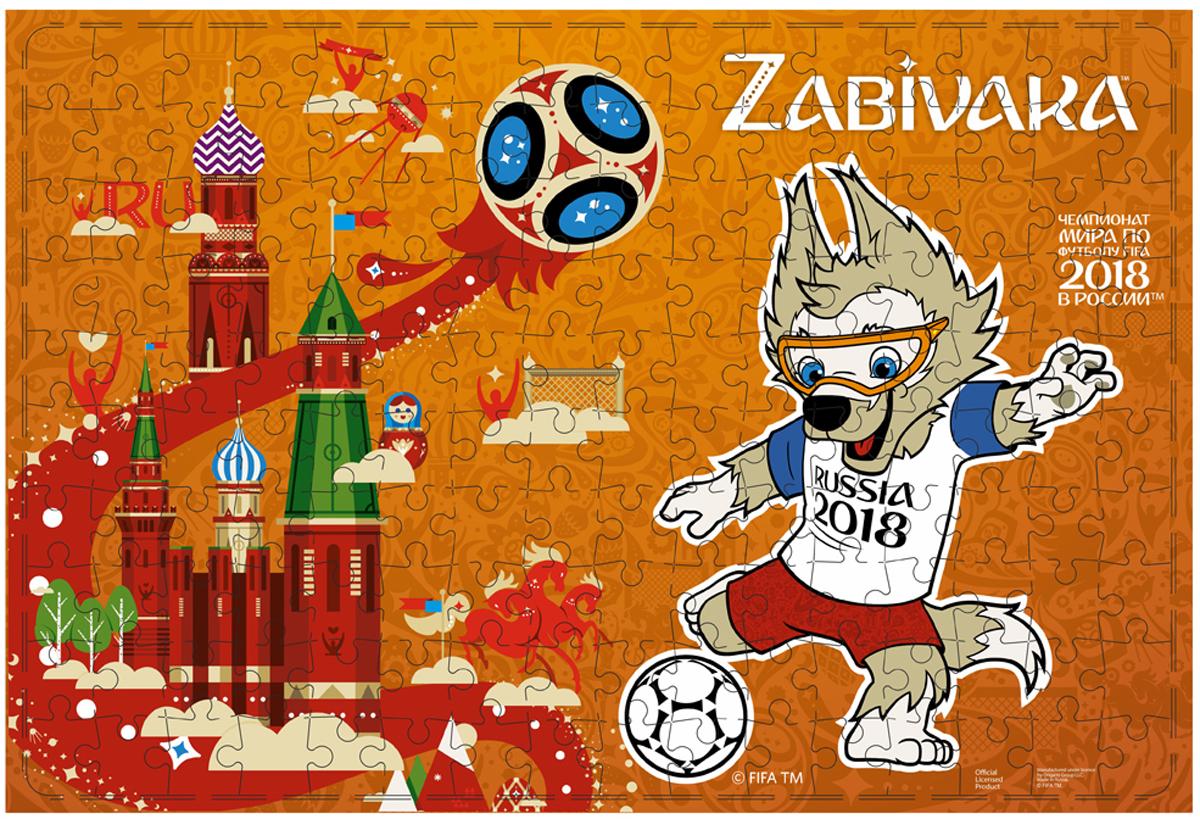 FIFA World Cup Russia 2018 Пазл Забивака Пенальти 03824