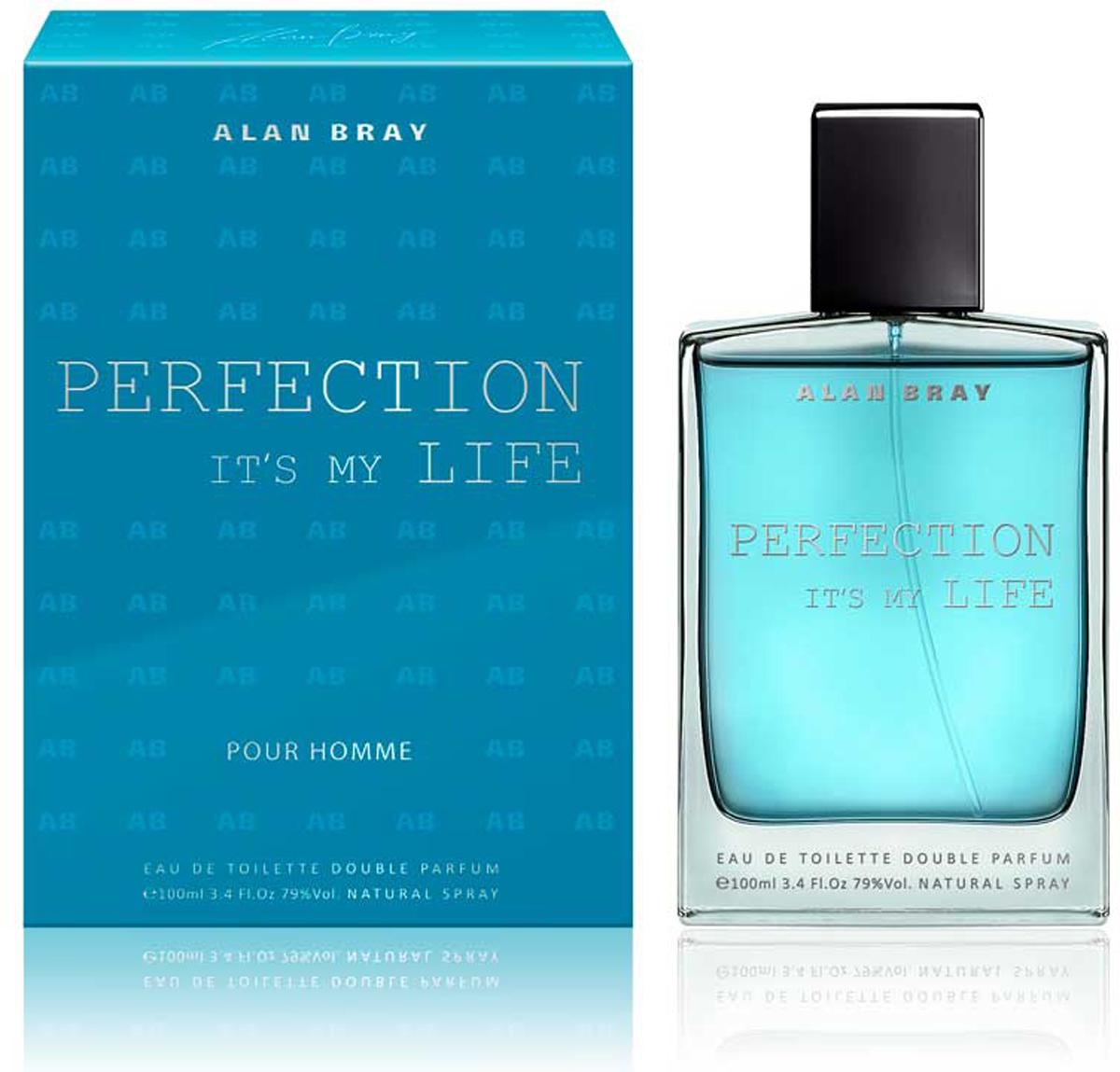 Alan Bray Туалетная вода Perfection, 100 мл