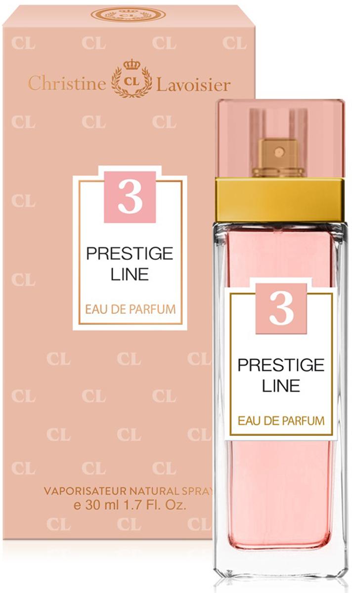 Christine Lavoisier Парфюмерная вода Prestige Line 3, 30 мл