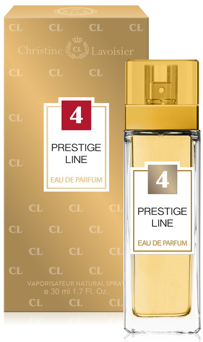 Christine Lavoisier Парфюмерная вода Prestige Line 4, 30 мл national tree company 122 31epedg40 pedd1 706 40