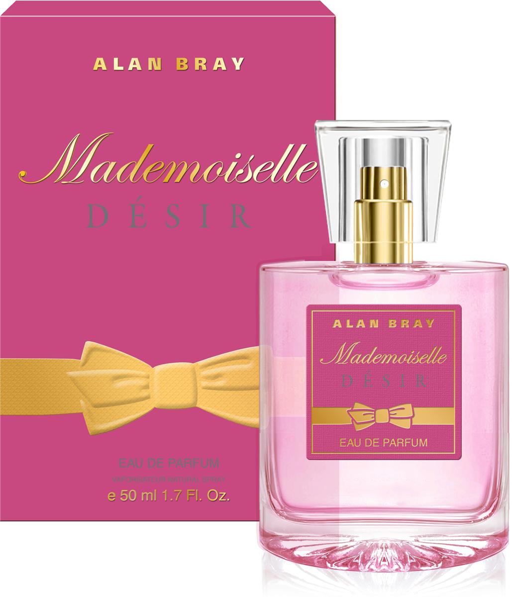 Alan Bray Парфюмерная вода Mademoiselle Desir, 50 мл bond женская парфюмированная вода di gardini desir 100 мл