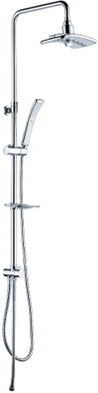 LM8806C.Душевой гарнитур с фиксированной высотой штанги и верхней душевой лейкой «Тропический дождь».Комплектация:• 2-функциональная лейка 51х237 мм. Режимы: распыление, каскад• верхняя поворотная 2-функциональная душевая лейка «Тропический дождь» 146х227 мм. Режимы: распыление, массаж• переключатель с керамическими пластинами• регулируемое по высоте крепление для лейки• регулируемая по высоте мыльница• душевой шланг 1,5 м (стальной, оплетка с двойным загибом)• шланг 0,8 м для подключения к смесителю (стальной, оплетка с двойным загибом)Смесители LEMARK рассчитаны на 30 лет комфортной эксплуатации.В них соединены современные технологии производства и продуманный конструктив. Установлены комплектующие от известных мировых производителей, являющихся лидерами в своих сегментах:• немецкие аэраторы Neoperl – устройства, регулирующие расход воды;• керамические картриджи и кран-буксы испанской фирмы Sedal.Вся продукция LEMARK устанавливается не только в частном секторе, но и с успехом эксплуатируется в офисах Hewlett-Packard, Walt Disney Studios Sony Pictures Releasing, Mail.ru Group, а также в новом терминале аэропорта «Толмачево» в Новосибирске.Сегодня на смесители LEMARK установлен беспрецедентный 10-летний период бесплатного сервисного обслуживания. Данное условие действует, даже если монтаж изделий производится покупателями cамостоятельно.Сервисная сеть насчитывает 90 гарантийных мастерских по России и странам СНГ.