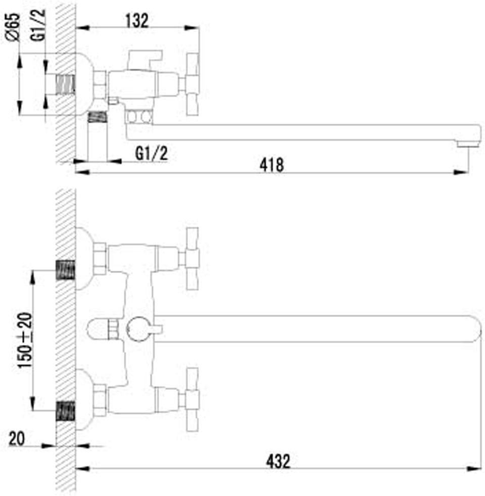 NEO LM2212C.Смеситель универсальный с плоским поворотным изливом 350 мм.Комплектация:• аэратор Neoperl® Cascade® • кран-буксы с керамическими пластинами (угол поворота – 180 градусов)• переключатель с керамическими пластинами•  аксессуары в комплекте: шланг 1,5 м, настенное фиксированное крепление, 1-функциональная лейка• металлические рукоятки Смесители LEMARK рассчитаны на 30 лет комфортной эксплуатации.В них соединены современные технологии производства и продуманный  конструктив. Установлены комплектующие от известных мировых производителей, являющихся лидерами в своих сегментах:• немецкие  аэраторы Neoperl – устройства, регулирующие расход воды;• керамические картриджи и кран-буксы испанской фирмы Sedal.Вся  продукция LEMARK устанавливается не только в частном секторе, но и с успехом эксплуатируется в офисах Hewlett-Packard, Walt Disney Studios  Sony Pictures Releasing, Mail.ru Group, а также в новом терминале аэропорта «Толмачево» в Новосибирске.Сегодня на смесители LEMARK  установлен беспрецедентный 10-летний период бесплатного сервисного обслуживания. Данное условие действует, даже если монтаж изделий  производится покупателями самостоятельно.Сервисная сеть насчитывает 90 гарантийных мастерских по России и странам СНГ.
