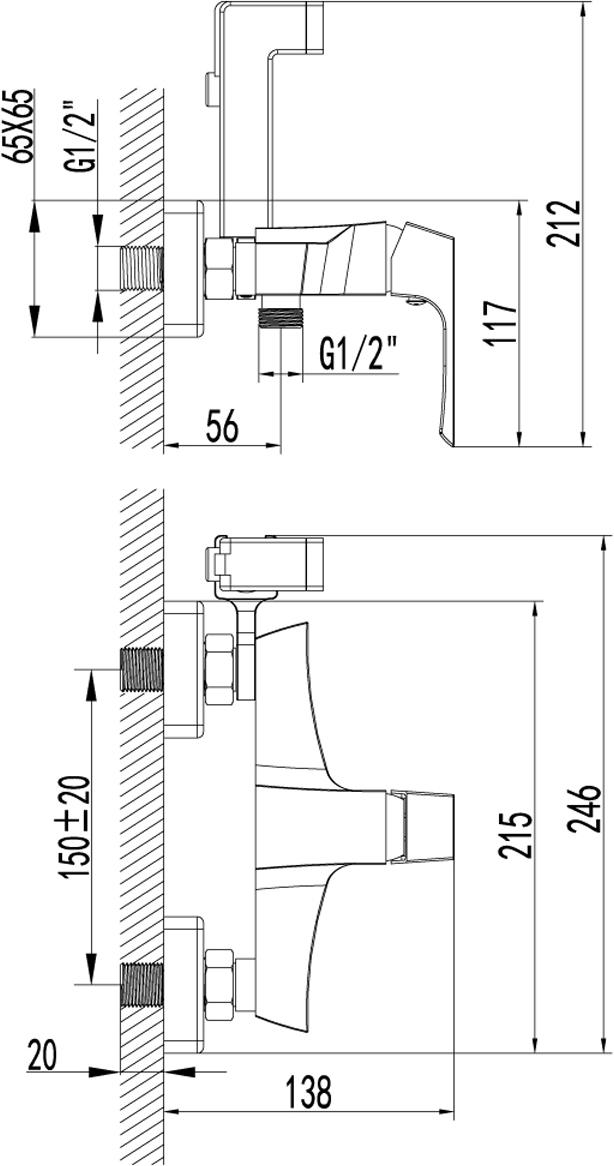 Серия UNIT - это совершенство изгибов и гармония граней.Комплектация:Керамический картридж 25 ммАксессуары в комплекте: лейка для биде с нажимным механизмом, шланг 1,5 мМеталлическая рукоятка