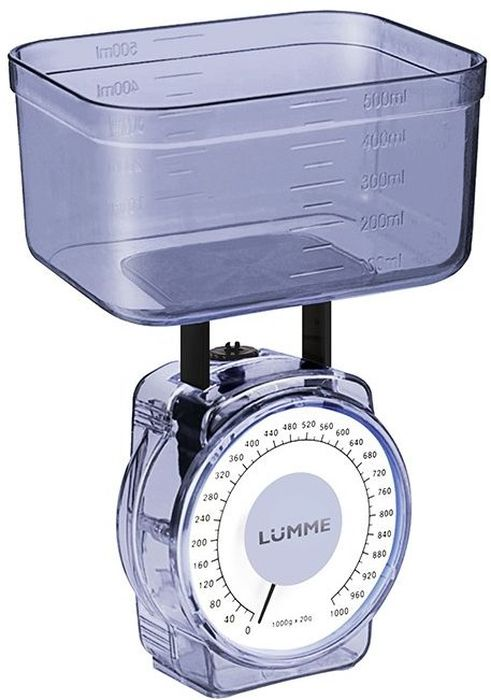 Lumme LU-1301, Blue весы кухонные