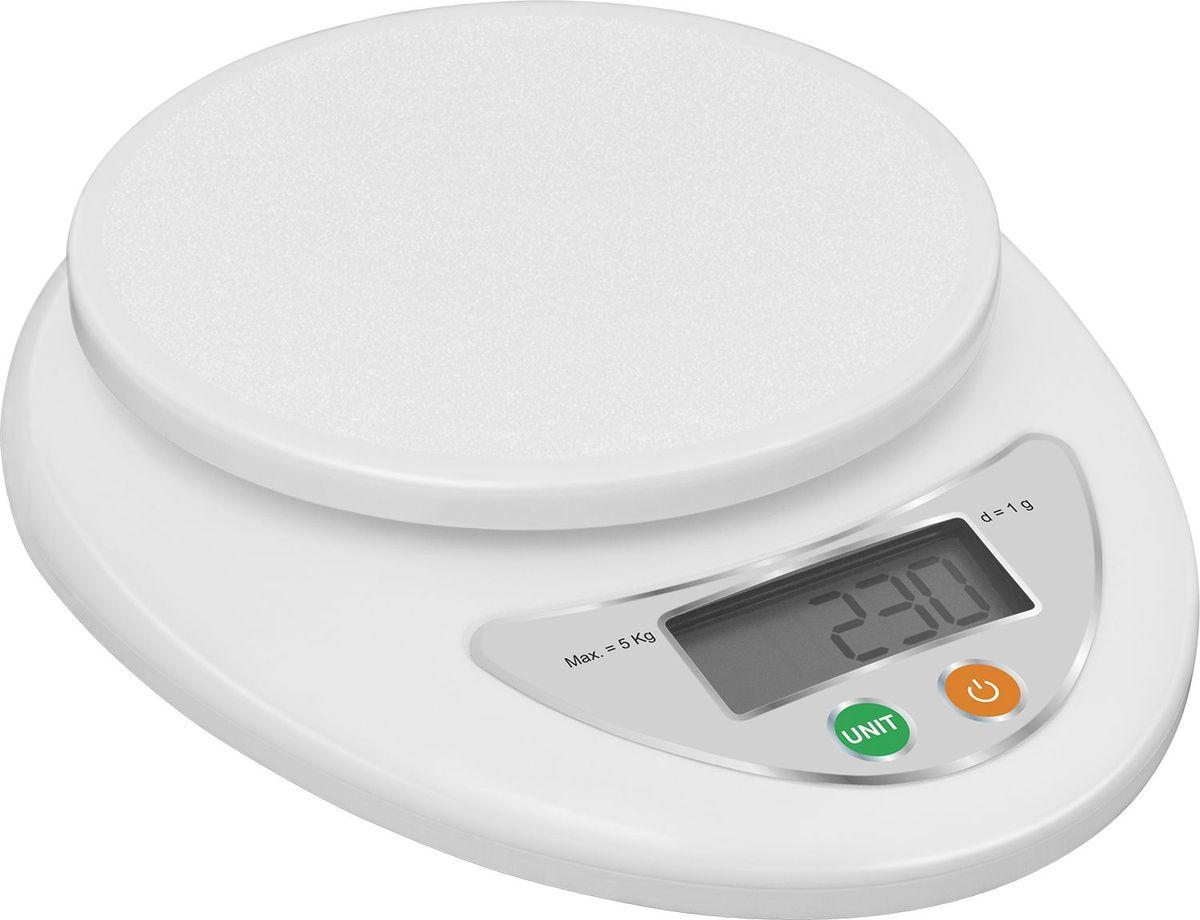 Home Element HE-SC931, White весы кухонные
