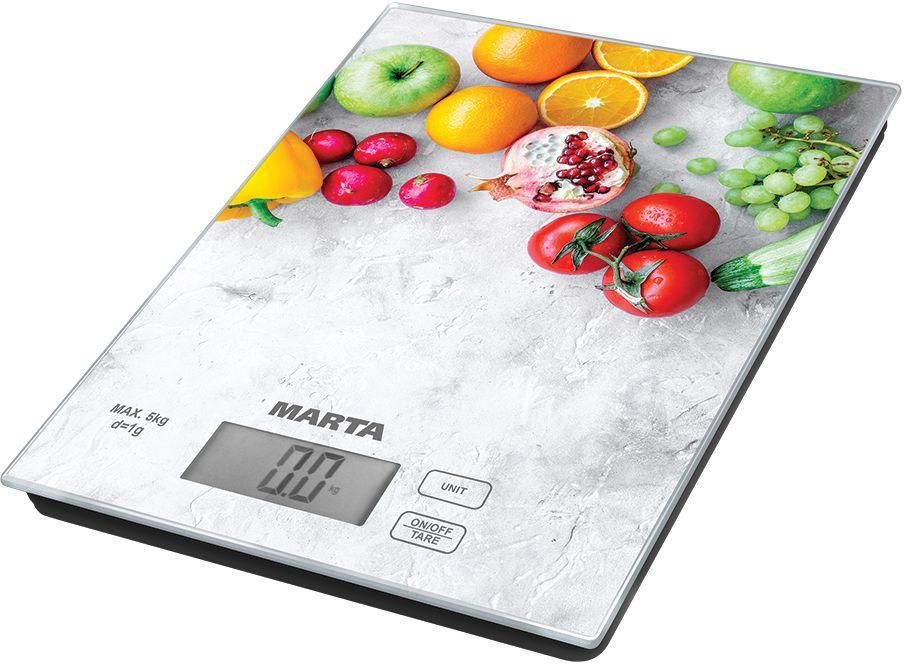 Marta MT-1636 Летний микс весы кухонные