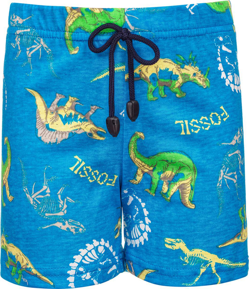 Шорты для мальчика M&D, цвет: голубой. 182170401_10. Размер 98 пояс для собак osso fashion для мальчика многоразовый впитывающий размер m