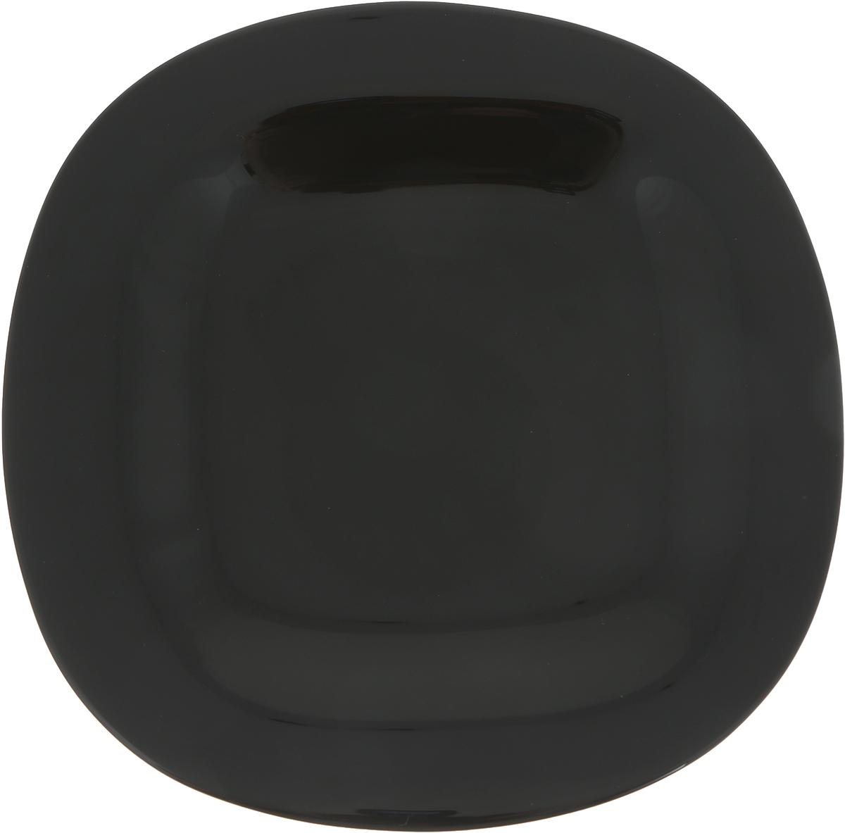 """Тарелка десертная Luminarc """"Carine"""", изготовлена из ударопрочного стекла. Такая тарелка прекрасно подходит как для торжественных случаев, так и для повседневного использования. Идеальна для подачи десертов, пирожных, тортов и многого другого. Она прекрасно оформит стол и станет отличным дополнением к вашей коллекции кухонной посуды.  Изделие можно мыть в посудомоечной машине.  Диаметр тарелки: 19 см."""