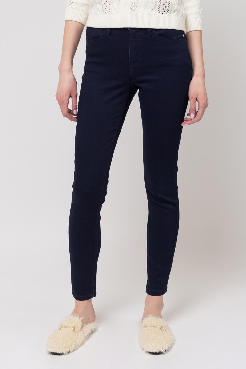 Джинсы женские Sela, цвет: сине-черный джинс. PJ-135/639-8102. Размер 32-32 (48/50-32)