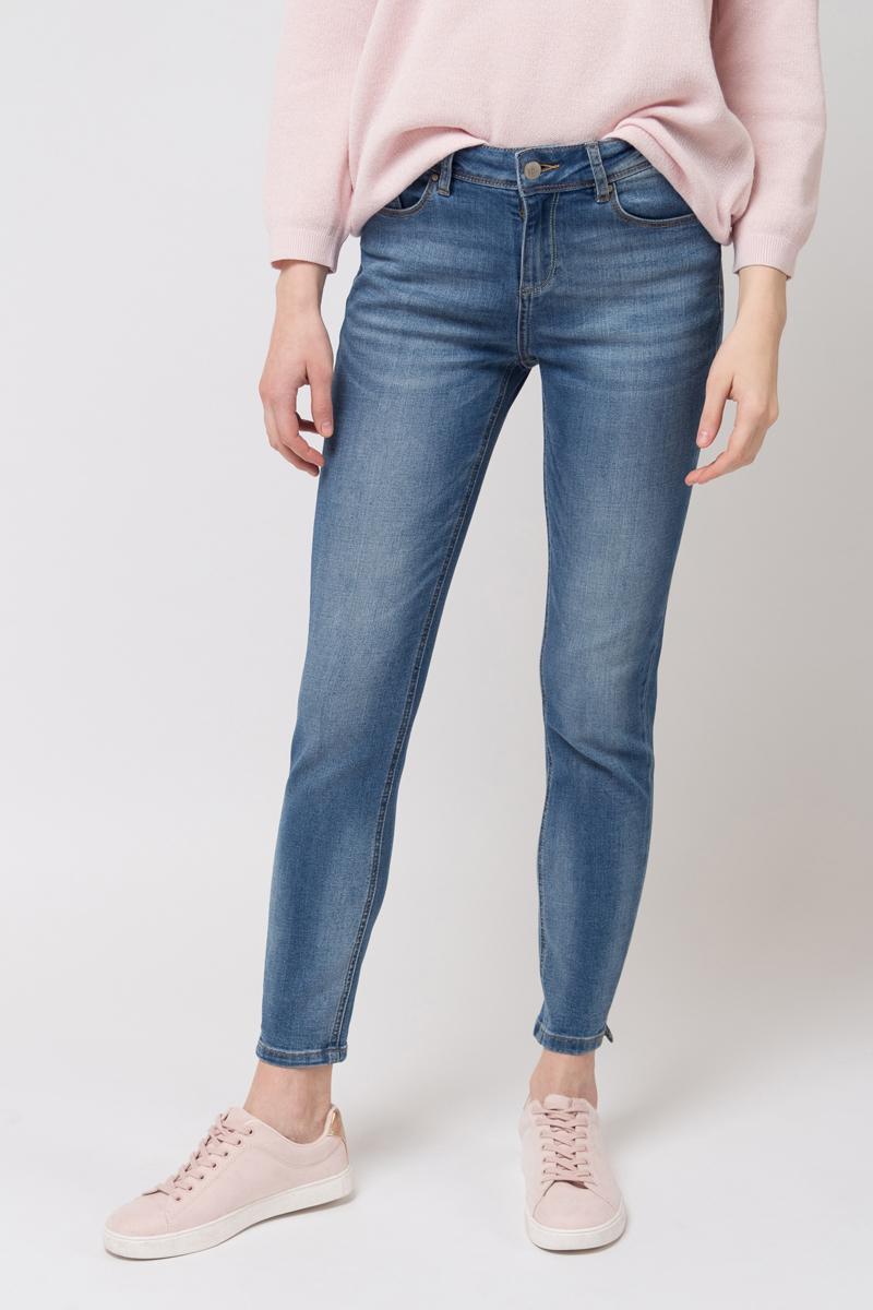 Джинсы женские Sela, цвет: голубой джинс. PJ-135/640-8102. Размер 33-32 (50-32) sitemap 223 xml