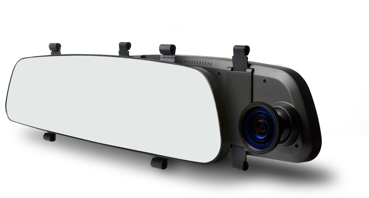 TrendVision MR-710 GNS, Grey видеорегистратор-зеркало TV710GNS