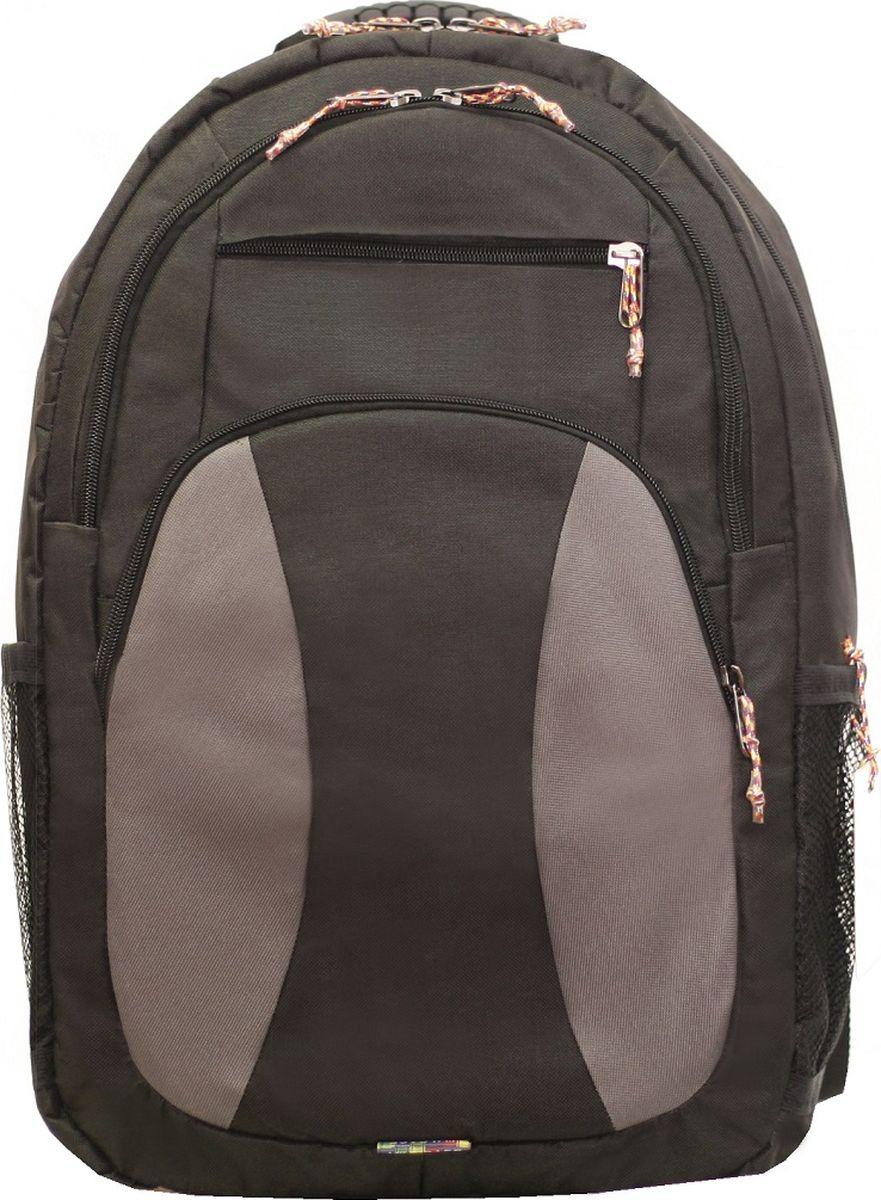 "Vivacase Аssistant Large, Black Grey рюкзак для ноутбука 15,6"""