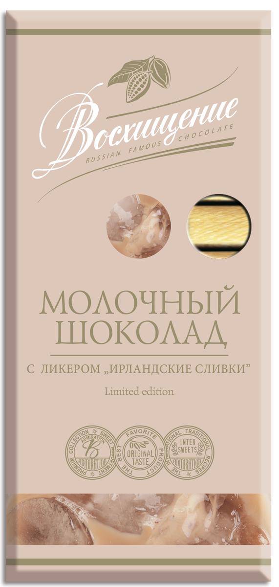 Восхищение шоколад в стиках молочный с ликером Ирландские сливки , 140 г муми трубочка для молока сливочный микс со вкусами клубника сливки шоколад сливки персик сливки дыня сливки ежевика сливки 30 г