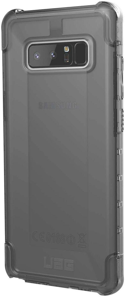 UAG Plyo чехол для Samsung Galaxy Note 8, Grey камуфляжный защитный чехол дляsamsung galaxy s5