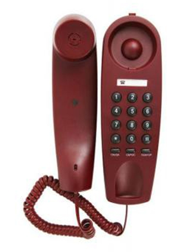 Supra STL-120, Cherry телефон supra stl 120