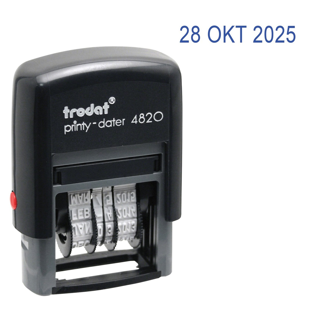 где купить Trodat Датер мини месяц буквами 22 х 4 мм по лучшей цене