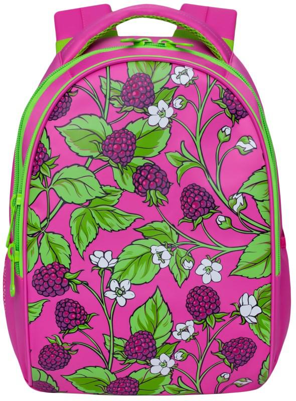 Рюкзак городской Grizzly, цвет: розовый. RD-832-2/1RD-832-2/1Рюкзак молодежный, два отделения, боковые карманы из сетки, внутренний карман на молнии, анатомическая спинка, мягкая укрепленная ручка, укрепленные лямки.