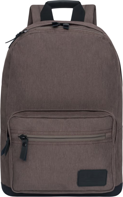 Рюкзак городской Grizzly, цвет: коричневый. RL-851-1/2RL-851-1/2Рюкзак молодежный, одно отделение, карман на молнии на передней стенке, объемный карман на молнии на передней стенке, внутренний карман для электронных устройств, укрепленная спинка, карман быстрого доступа в верхней части рюкзака, дополнительная ручка-петля, укрепленные лямки.