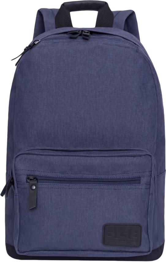 Рюкзак городской Grizzly, цвет: синий. RL-851-1/3RL-851-1/3Рюкзак молодежный, одно отделение, карман на молнии на передней стенке, объемный карман на молнии на передней стенке, внутренний карман для электронных устройств, укрепленная спинка, карман быстрого доступа в верхней части рюкзака, дополнительная ручка-петля, укрепленные лямки.