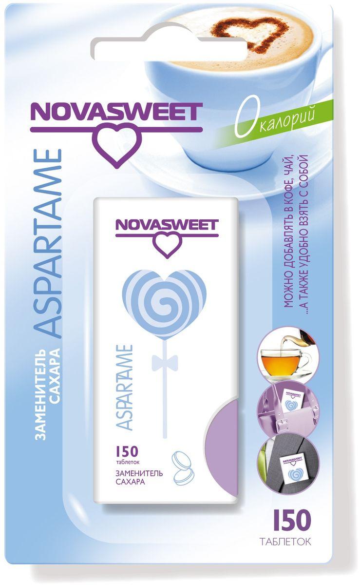Nowasweet Аспартам подсластитель в таблетках , 150 шт4607013791985Натуральный заменитель сахара