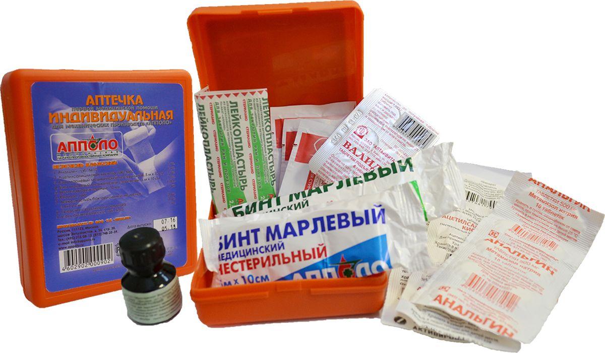 Апполо Аптечка Индивидуальная аптечки апполо мамы и малыша