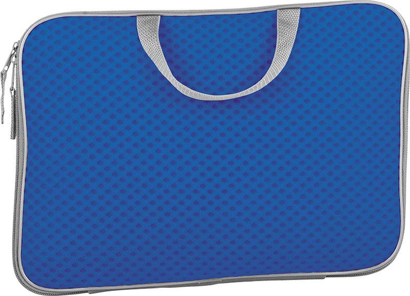 Berlingo Папка Color Zone А4 цвет синий цены