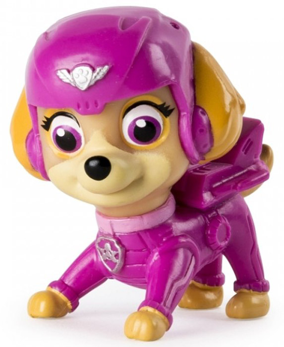 Paw Patrol Фигурка Skye paw patrol фигурка pup fu rubble
