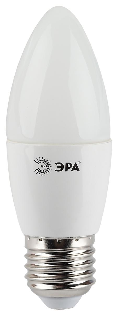 Лампа светодиодная ЭРА, цоколь E27, 7W, 2700K. B35-7w-827-E27 protective pu leather flip open case w view window for doogee turbo2 dg900 black